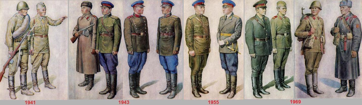 spesso uniformi ZP74